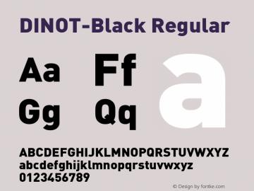 DINOT-Black