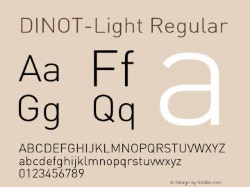 DINOT-Light