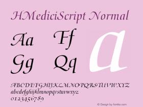 HMediciScript