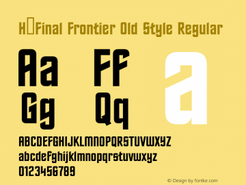 H_Final Frontier Old Style