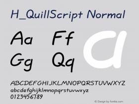 H_QuillScript