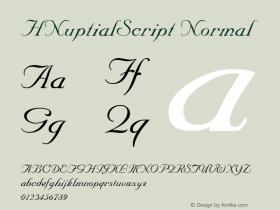 HNuptialScript