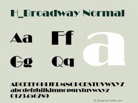 H_Broadway