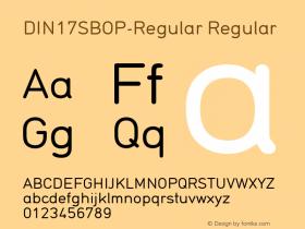 DIN17SBOP-Regular