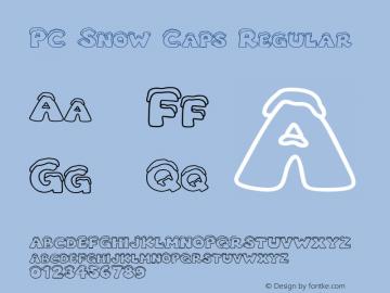 PC Snow Caps