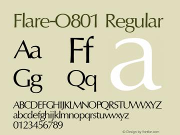 Flare-O801