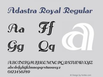 Adastra Royal