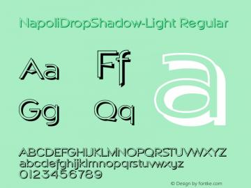 NapoliDropShadow-Light
