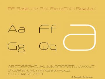 PF Baseline Pro ExtraThin