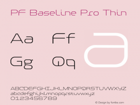 PF Baseline Pro