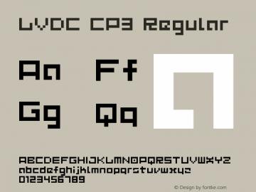 LVDC CP3