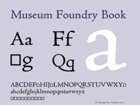 Museum Foundry