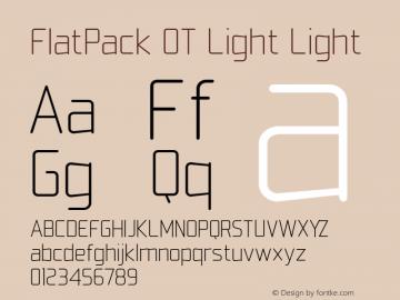 FlatPack OT Light