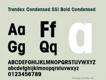 Trendex Condensed SSi