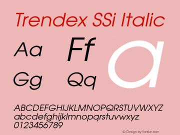 Trendex SSi