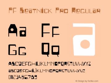PF Beatnick Pro