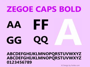 Zegoe Caps