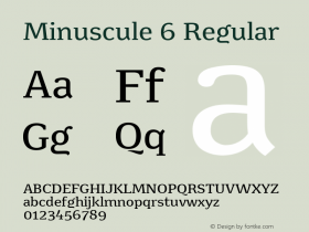 Minuscule 6