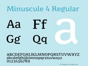 Minuscule 4