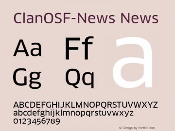 ClanOSF-News