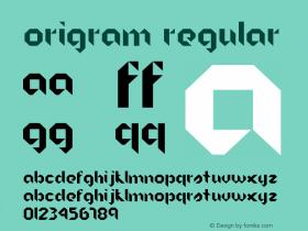 Origram