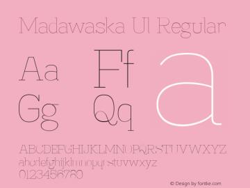 Madawaska Ul