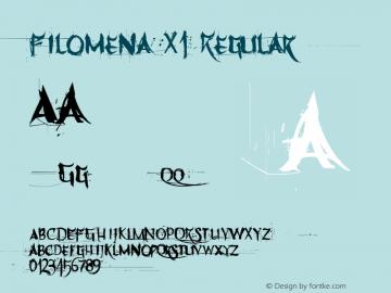Filomena X1