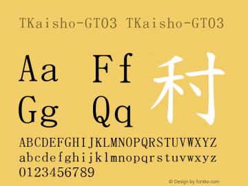 TKaisho-GT03