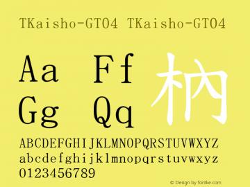 TKaisho-GT04