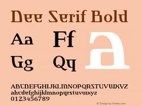 Dee Serif