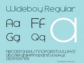 WideBoy