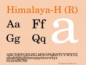 Himalaya-H