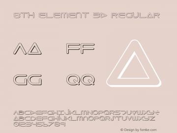 8th Element 3D