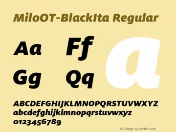 MiloOT-BlackIta