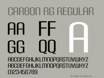 Carbon Rg