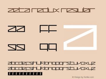 Zeta Redux
