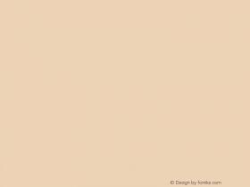 金梅超黑浮體白字