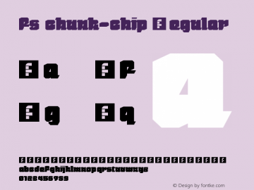 fs chunk-chip