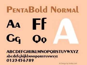 PentaBold
