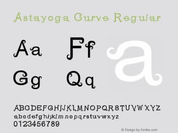 Astayoga Curve