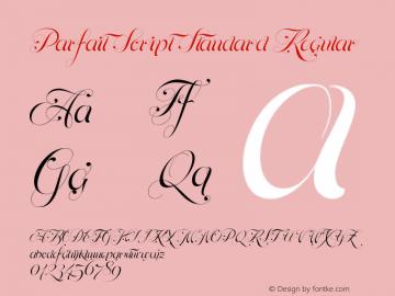 Parfait Script Standard