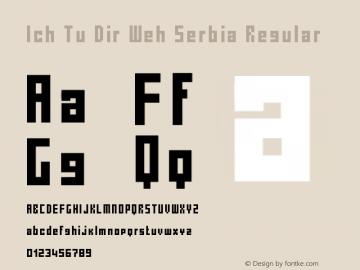 Ich Tu Dir Weh Serbia