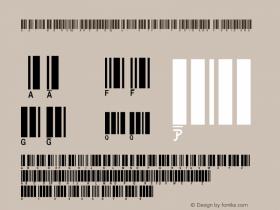 GD-MorseBarcodeJA-OTF-Furigana