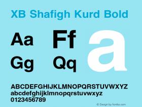 XB Shafigh Kurd