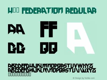 H74 Federation