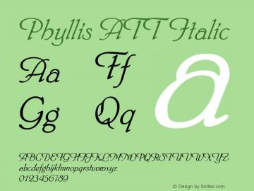 Phyllis ATT