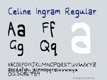 Celine Ingram