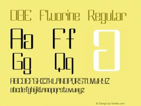 DBE Fluorine