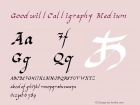 GoodwillCalligraphy