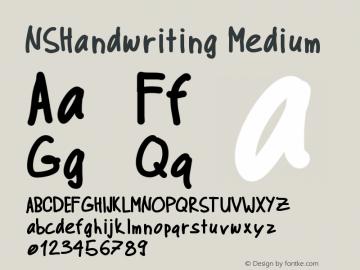 NSHandwriting